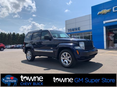 Pre-Owned 2012 Jeep Liberty Sport 4WD 4D Sport Utility