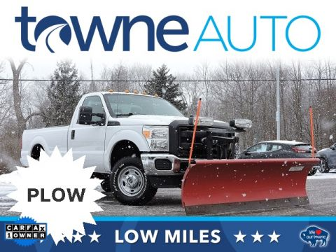 Pre-Owned 2015 Ford F-250SD XL 4WD 2D Standard Cab