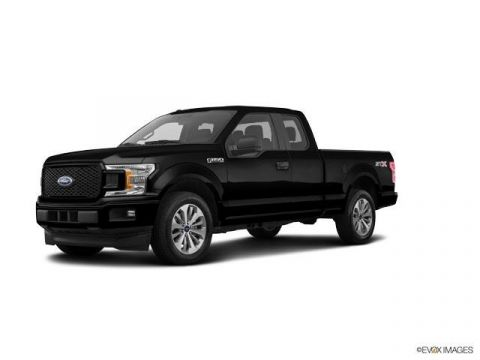 Pre-Owned 2018 Ford F-150 XLT RWD Super Cab