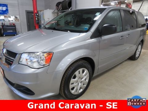 Pre-Owned 2017 Dodge Grand Caravan SE FWD 4D Passenger Van
