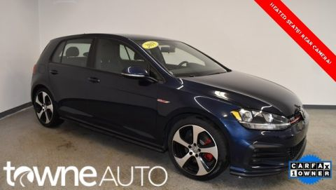 Pre-Owned 2018 Volkswagen Golf GTI 2.0T S FWD 4D Hatchback