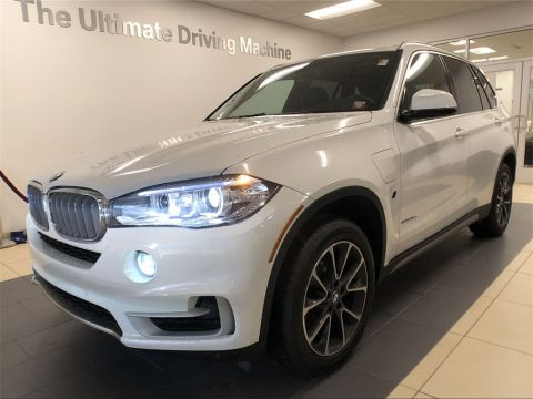 Pre-Owned 2018 BMW X5 xDrive40e AWD 4D Sport Utility