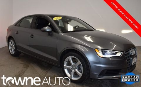 Pre-Owned 2016 Audi A3 2.0T Premium quattro 4D Sedan