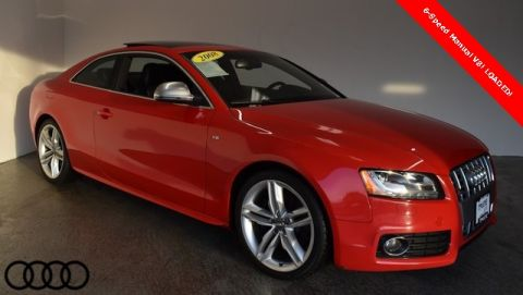 Pre-Owned 2008 Audi S5 4.2 quattro 2D Coupe
