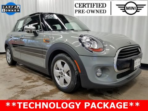 Pre-Owned 2017 MINI Cooper Base FWD 4D Hatchback
